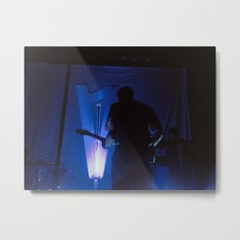 Lauv on stage Metal Print