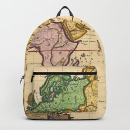Vintage Map of the East Backpack