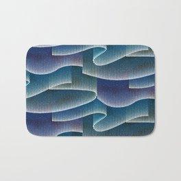 Aurora Borealis_Color Sky Lights Bath Mat