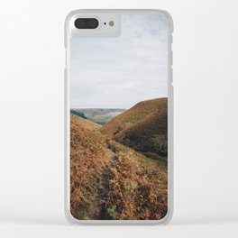 Into the Peak Clear iPhone Case
