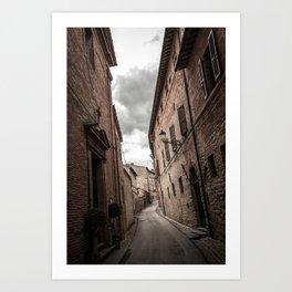 Amandola Art Print