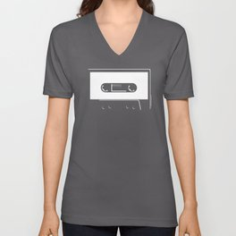 Tape Unisex V-Neck