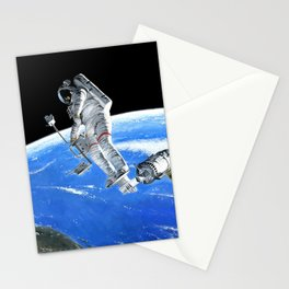 Syncom Salvage Stationery Cards