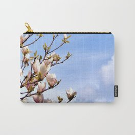 Magnolia In The Sky Carry-All Pouch