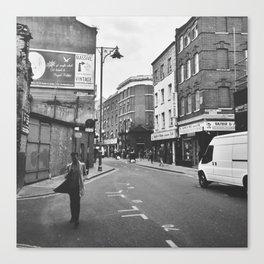 Brick Lane Canvas Print