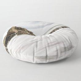 Ocean Sorm 4 Floor Pillow
