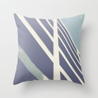 building Throw Pillows featuring building by dv7600