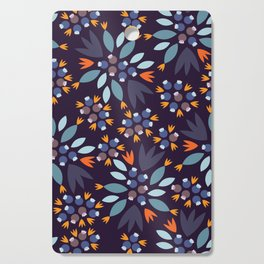 Blueberry Cutting Board