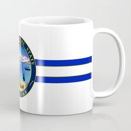 State of Alaska Seal Coffee Mug