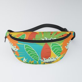 Watermelons and carrots Fanny Pack