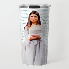 Let Me Be a Part of the Narrative Travel Mug