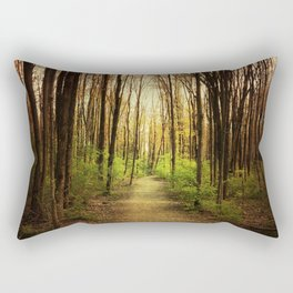 Woodland Wander Rectangular Pillow