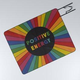 Positive Energy Picnic Blanket