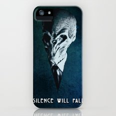 Doctor Who: The Silence iPhone (5, 5s) Slim Case