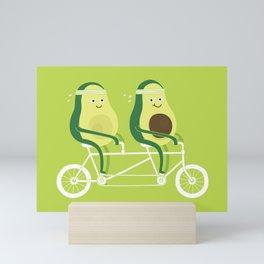 AvoCardio Mini Art Print