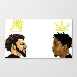 2 Kings. Kendrick Cole Canvas Print