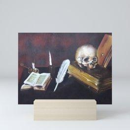Homo Sapiens Mini Art Print