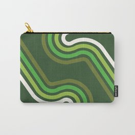 Green Lessons In Love Carry-All Pouch