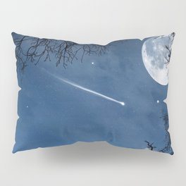 Wandering in the twilight Pillow Sham