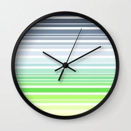 Original Wicked Colors Wall Clock