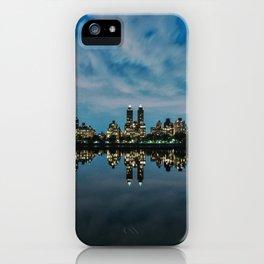 Central Park / 02 iPhone Case
