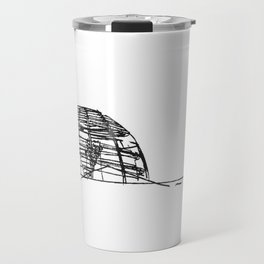 Reichstag Dome, Foster + Partners Travel Mug