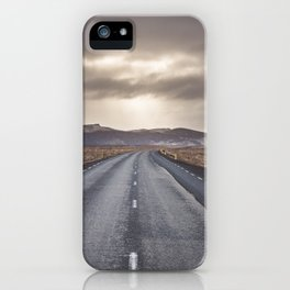 Route 1 - Landscape and Nature Photography iPhone Case