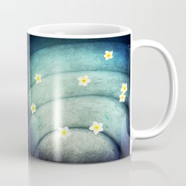 Pool Lilies  Coffee Mug