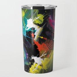 Abstract Art Britto - QB291 Travel Mug