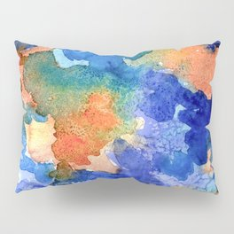Watercolor 1 Pillow Sham