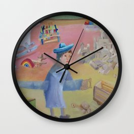 The constructor Wall Clock