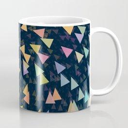 Spirling Triangles Coffee Mug