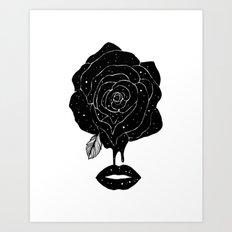 Deeper Underneath Art Print