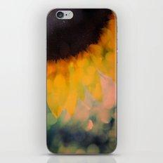 Sunflower I (mini series) iPhone & iPod Skin