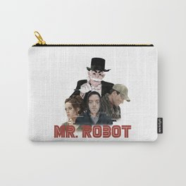 fsociety - Mr. robot Carry-All Pouch