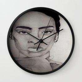 Rhianna Wall Clock