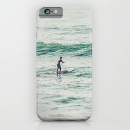 Wide Open Space San Diego iPhone Case