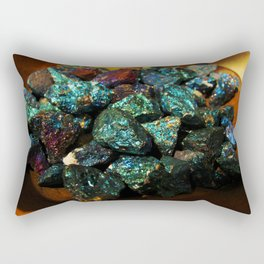 Wealthy Nuggets Rectangular Pillow