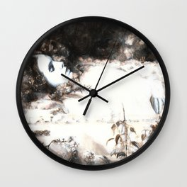 Sleeper Wall Clock