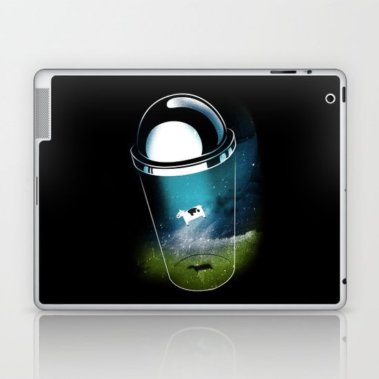Encounters of the Dairy Kind Laptop & iPad Skin