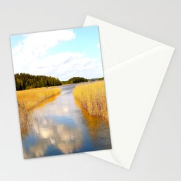 View From The Bridge Stationery Cards
