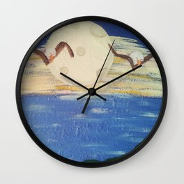 Breaking through the Resistance Wall Clock