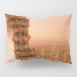 Silent contemplating Pillow Sham