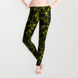 Abstract 31 camouflage Leggings