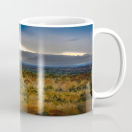 Overlook From Bradbury Mountain Coffee Mug