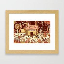 Eureka Factory Framed Art Print