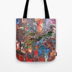 I Awoke Thinking Basquiat Tote Bag