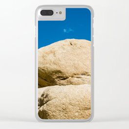Big Rock 7446 Joshua Tree Clear iPhone Case