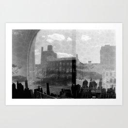 New York Analog Art Print