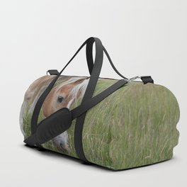 Blonde Beauty Duffle Bag